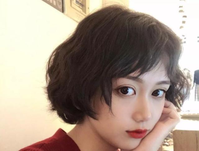 2019精选短发发型这6款,既美又容易打理!