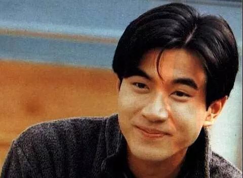 许志安长得就像码头扛沙包的,香港男明星里有一类这种长相
