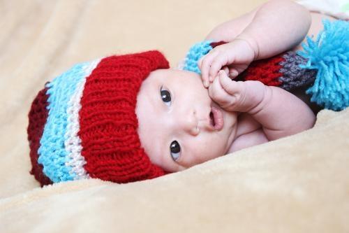 怀孕后多看宝宝照片