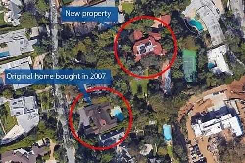 世界首富贝索斯离婚 千亿房产成焦点