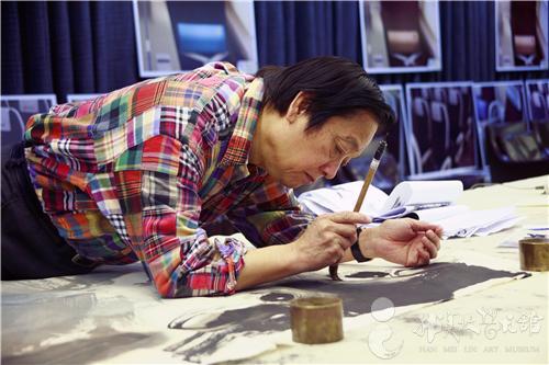 韩美林首次在网上授课,将给全国中小学生上三堂特别的美术课