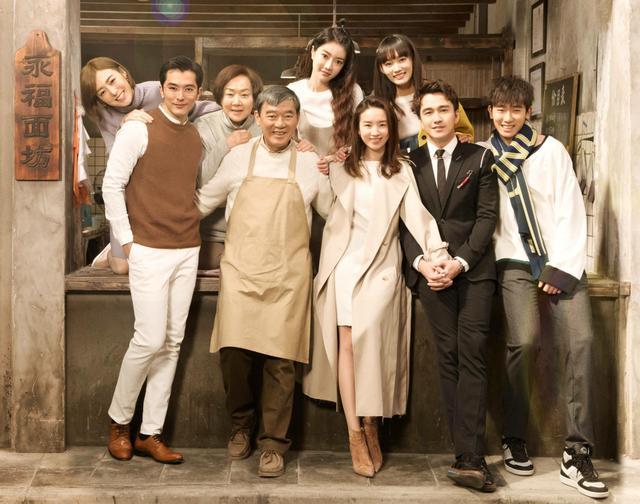 《幸福一家人》收视超赵丽颖新剧,疑似翻拍韩剧!
