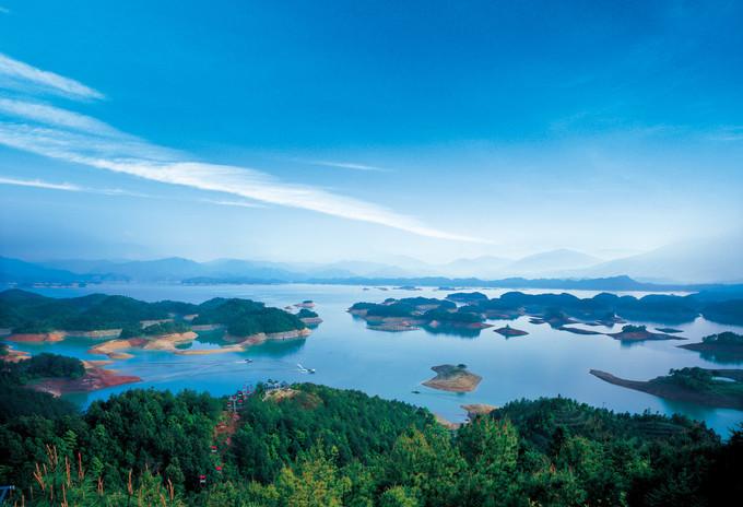 99%的人只会游湖 这五大玩法才承包了千岛湖精华