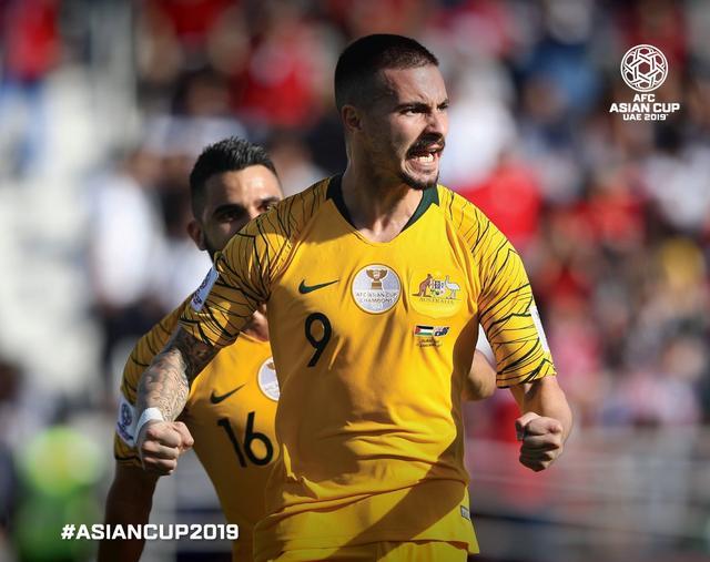 雪耻!澳大利亚3-0巴勒斯坦迎首胜 最后一轮死磕叙利亚