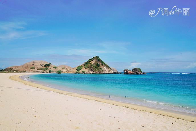 【印尼】龙目岛:这里有比巴厘岛更白的沙滩、更美的海水