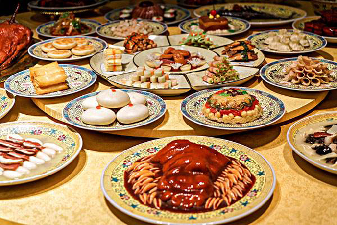 只有四道菜,如何超越满汉全席?国宴厨师:一道菜做九小时