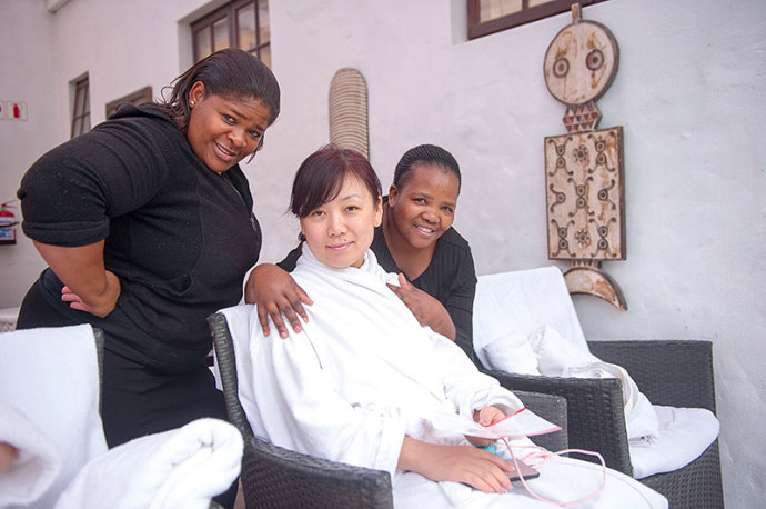 南非 让人无法淡定的非洲SPA,前所未有的感受