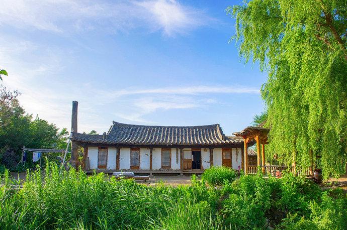 走进图们百年部落,感受别具特色的朝族民俗风情