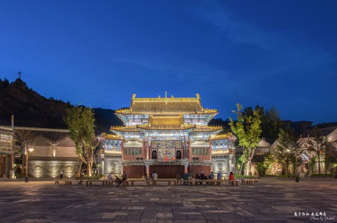 【京郊自驾】京郊藏着一个水镇,蕴藏了很多惊艳世人的美
