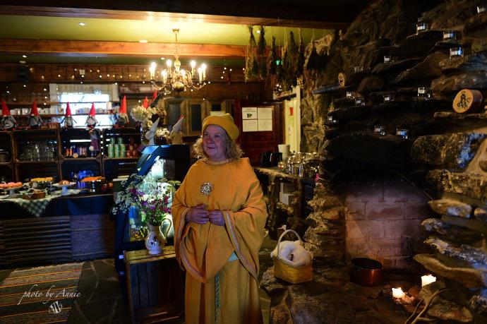 有一处藏匿黄色精灵的童话世界,在北极圈以内的芬兰,终于被我找到了!