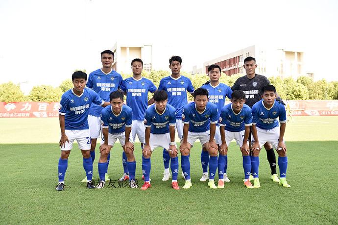 中乙联赛:泰州远大6-0大胜延边北国