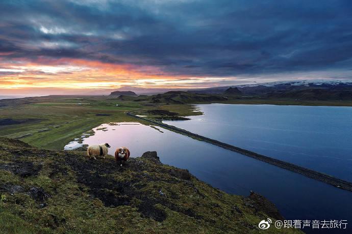 冰岛 北大西洋一座美得不像话的岛