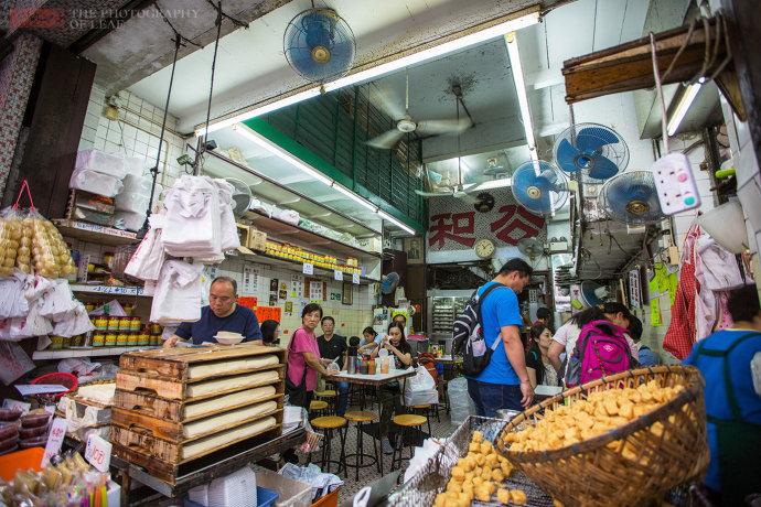 火了一百年的香港豆腐店