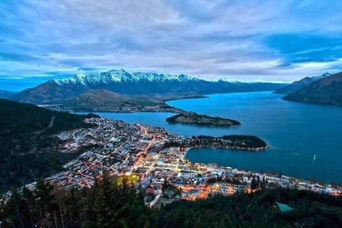 新西兰皇后镇,此生不可错过的地方