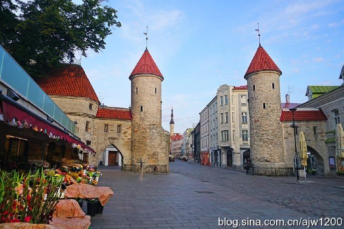淳朴安逸的中世纪古城