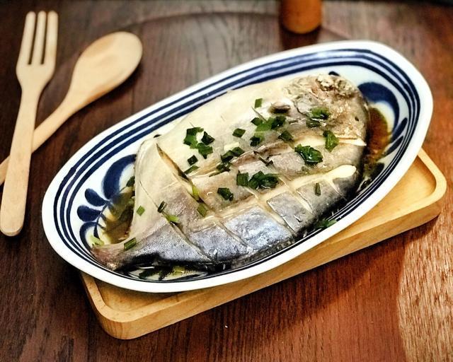 v菜谱菜谱鲳鱼能吃吃淋巴结什么图片