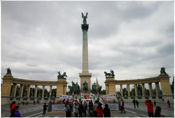 2019中东欧之行(四)布达佩斯,你好!