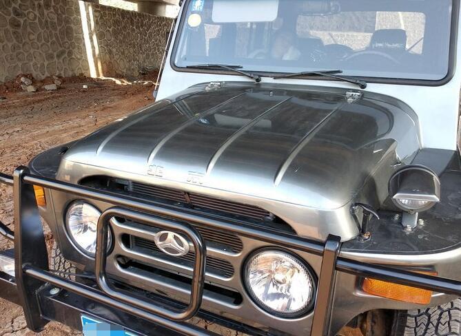 全新柴油版北汽BJ212提车,车主获赠万元油卡,网友:北汽聪明了