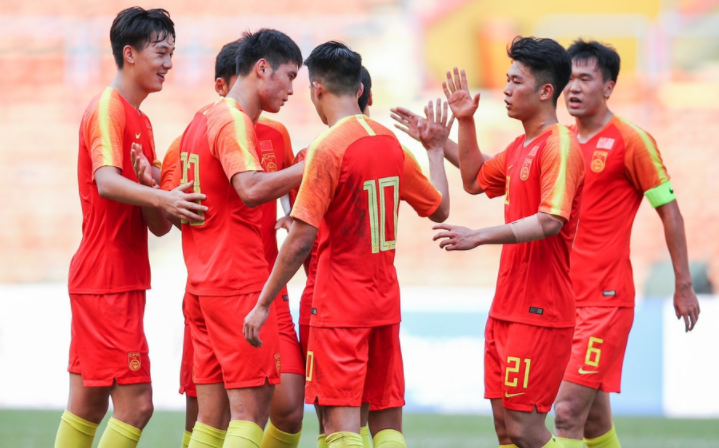 中国国奥5-0老挝队迎开门红!杨立瑜梅开二度,张玉宁替补送助攻