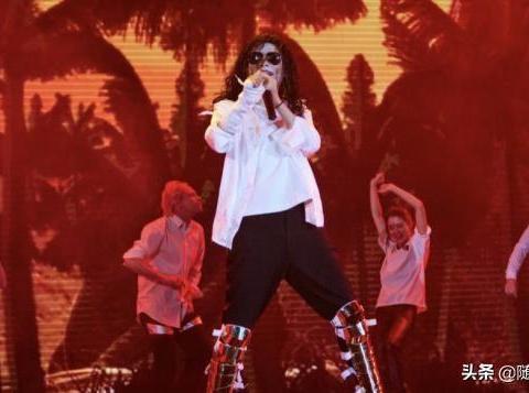 敬MJ演唱会王杰克逊世界巡演之沈阳站