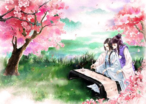 散文:阳春三月,放牧诗情醉春深