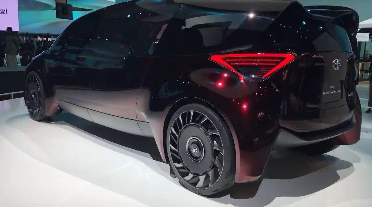 视频:丰田氢燃料电池+自主驾驶解决方案