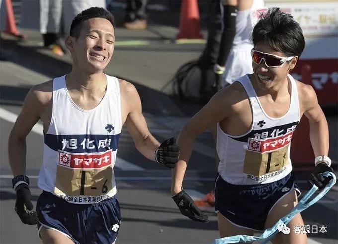 """""""驿传"""":日本的新年,从长跑开始"""