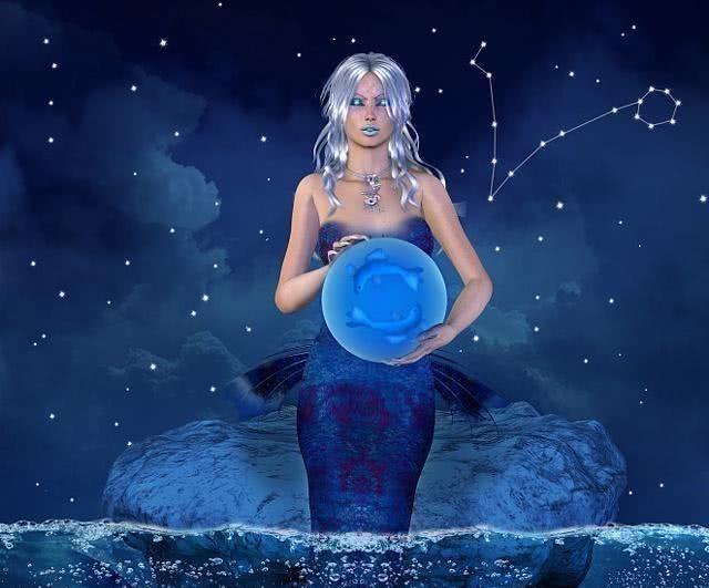 十二星座星座v星座之双鱼座富有想象力的性格天秤座漫画女主角图片