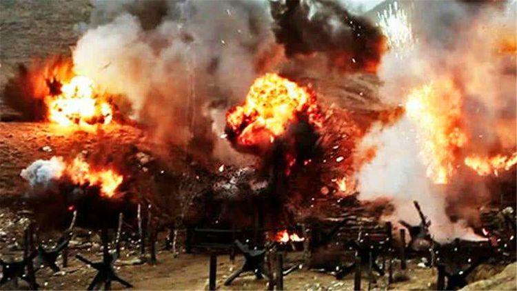 印巴冲突_印度遭武装分子大规模袭击,印巴冲突加剧,印度损失巨大!