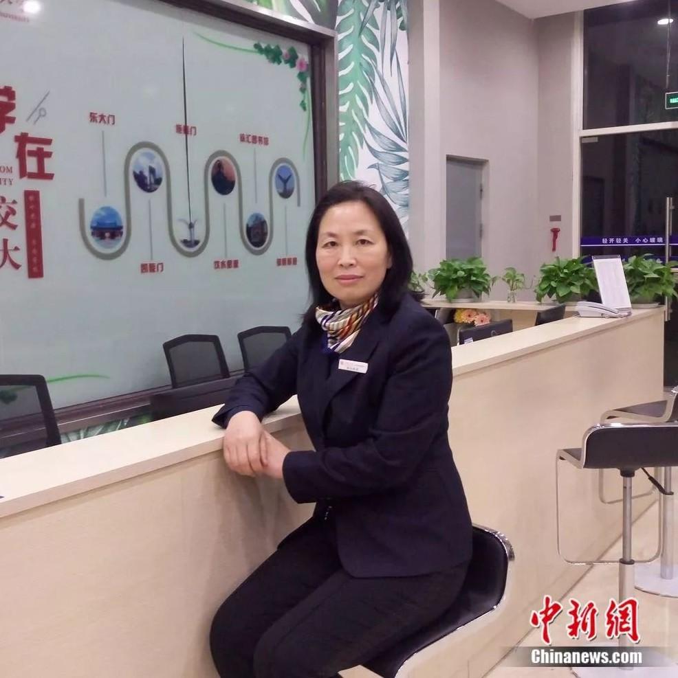 励志!49岁的宿管阿姨 考上广西大学研究生