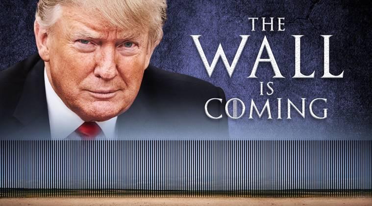 """特朗普""""建墙""""全国讲话全文:我决意终止这场人类苦难的循环"""