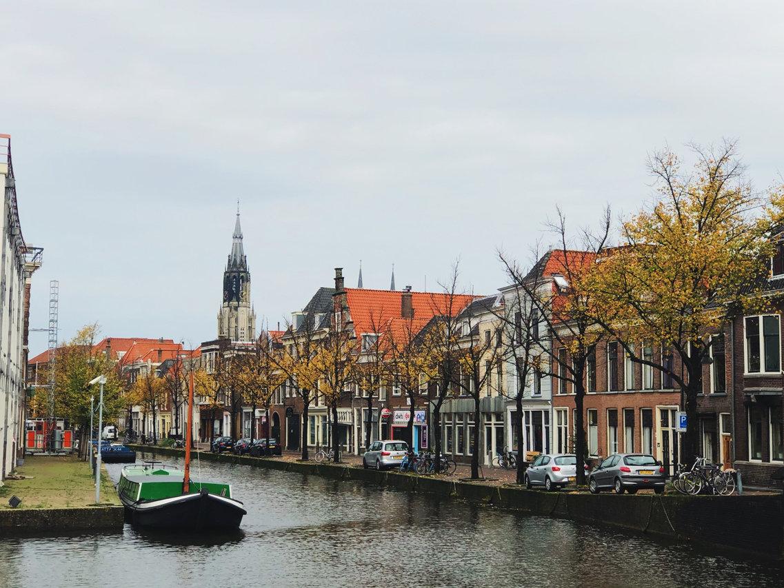 在荷兰追寻梵高的脚步 我的文艺之旅