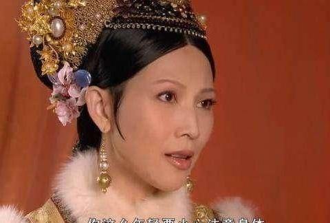 《甄嬛传》她仗义执言,对导演行为不满,痛骂导演