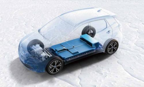 续航超500km,北汽新能源EX3将在上海车展上市