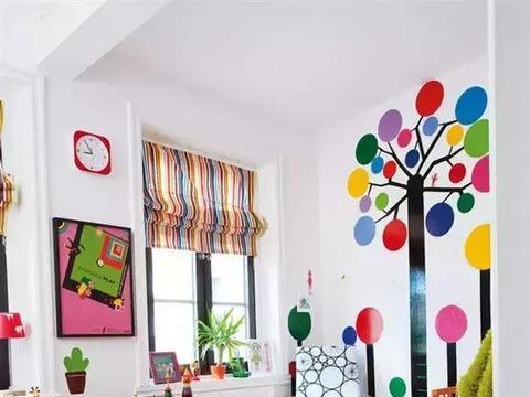 幼儿园精美墙面布置及手工制作