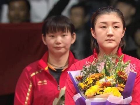 刘国梁收获2大惊喜!力挺大将外战胜率第一,20岁黑马成最大亮点