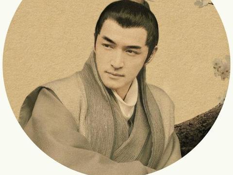 男星古装手绘图,鹿晗唯美,罗云熙盛世美颜,王凯看了让人心疼
