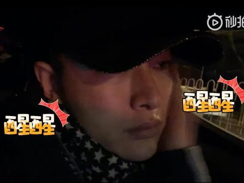 贾乃亮独自爬山,一年前他发的微博却被翻出,太心酸!
