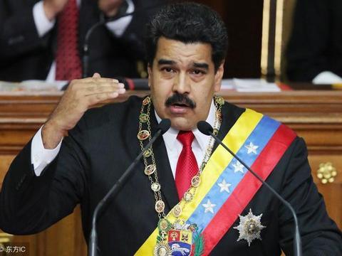 委内瑞拉怒火中烧!宣布:滚蛋吧,美国人!