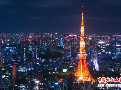 除夕夜日本东京塔将点亮中国红庆祝中国农历新年