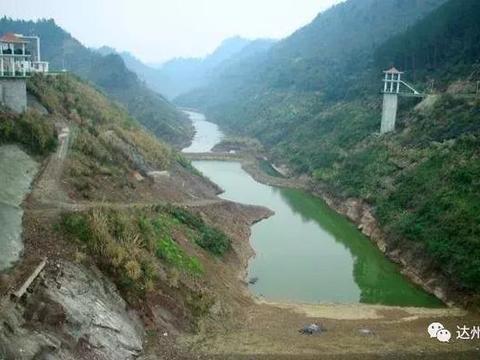 石峡子水库枢纽工程竣工啦~解决9个乡镇饮水安全问题!