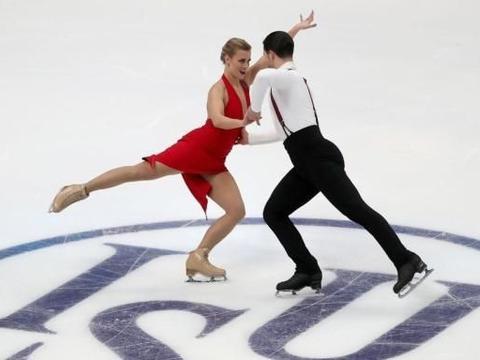 花样滑冰四大洲冰舞美国加拿大瓜分前六名 王诗玥柳鑫宇排名第七