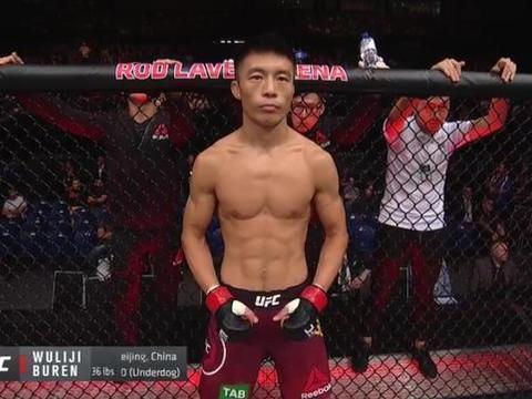 """UFC赛场遭遇三连败,中国""""驯兽师""""乌力吉布仁将何去何从!"""