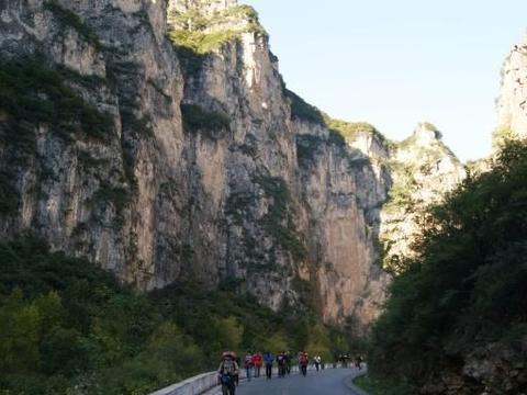 徒步南太行最经典穿越路线:双底-马武寨-抱犊村-八里沟