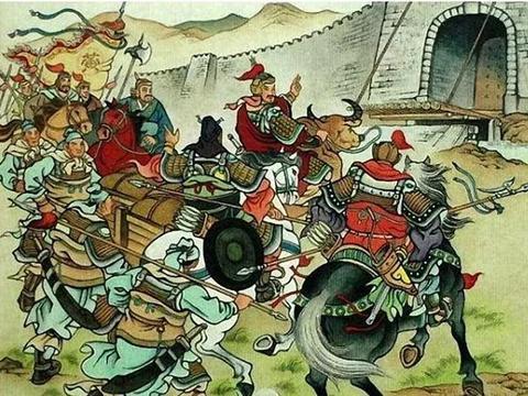 《封神演义》里,商汤帝国究竟有多少关隘?黄飞虎反五关暗藏玄机