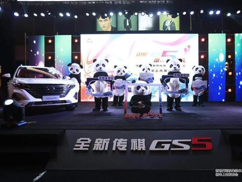 巴黎车展亮相的唯一国产车,尾灯配备190颗LED光源,10.98万起售