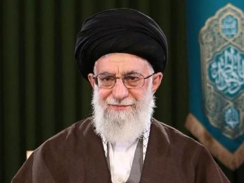 接待阿萨德访问伊朗,哈梅内伊称美国建立缓冲区是一场阴谋