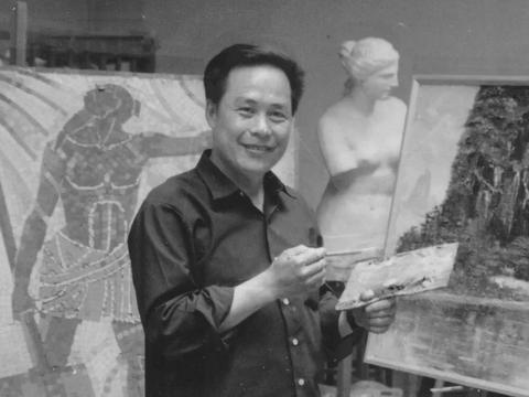 梁运清艺术文献展在桂林市花桥美术馆隆重开幕