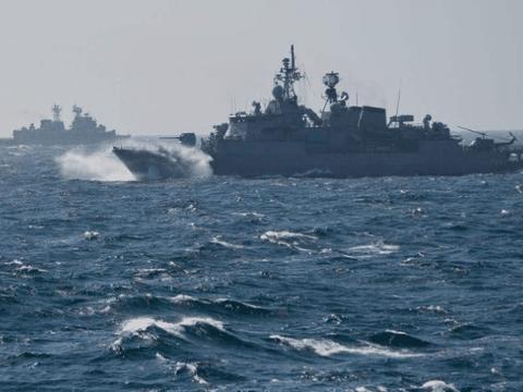 地中海勘测50万亿能源?却处在7个国家交界:美俄都蠢蠢欲动