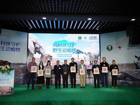 全球互联网公司共商用科技守护野生动植物